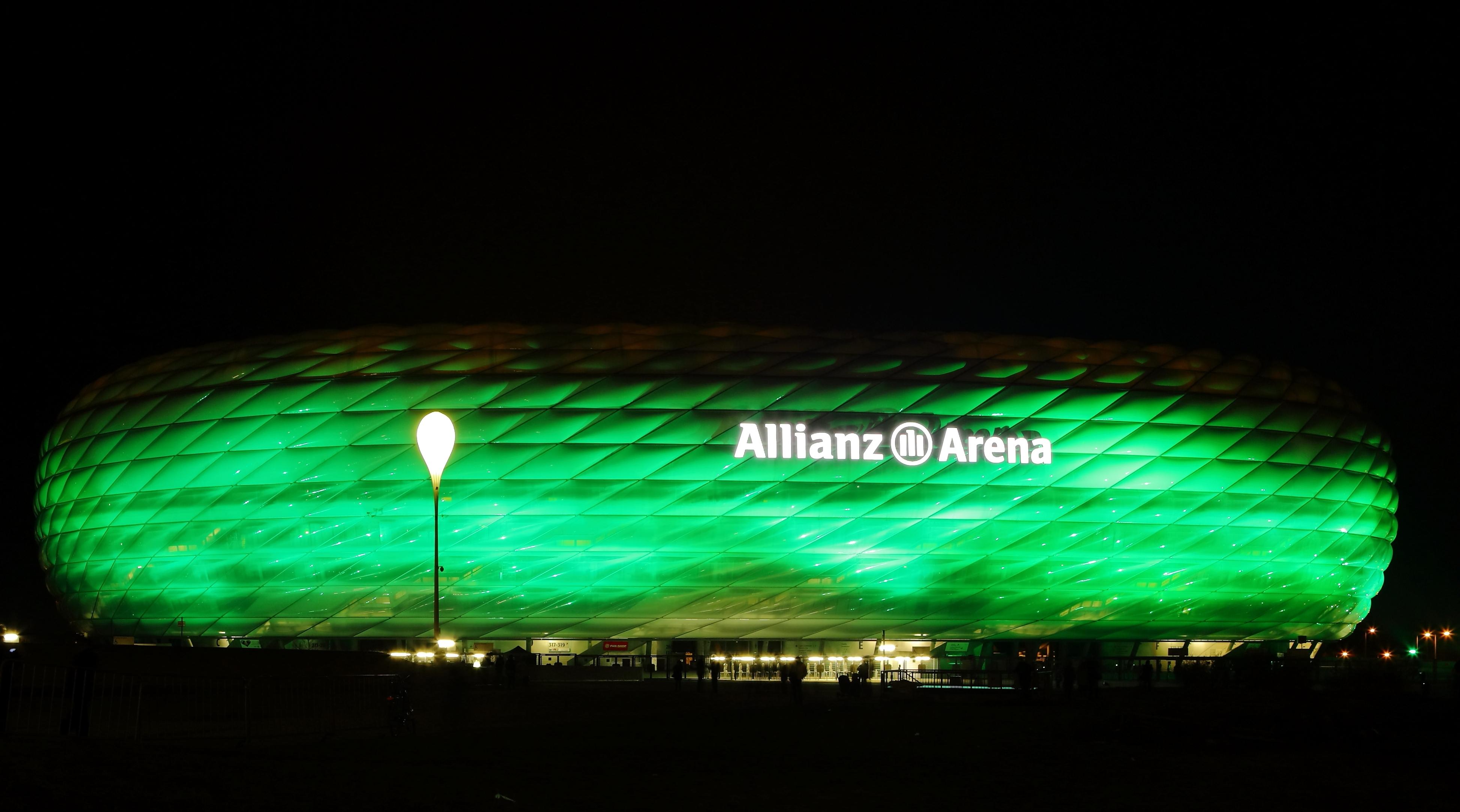 Allianz Arena – Wikipedia