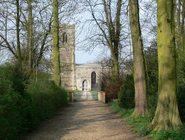 St Wistan church Wistow near Leicester - geograph.org.uk - 401191