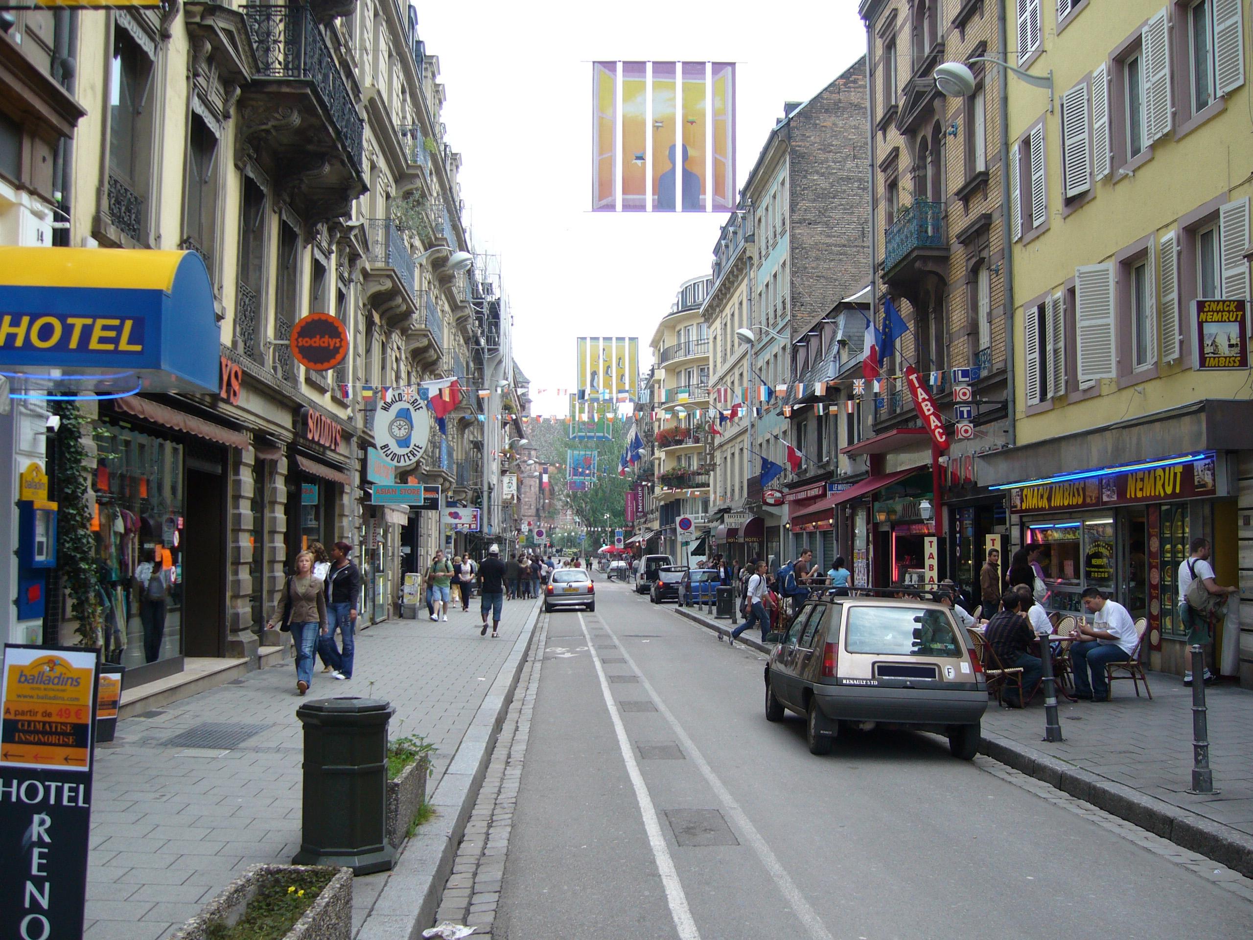 File strasbourg rue du maire wikimedia commons for Rue du miroir strasbourg