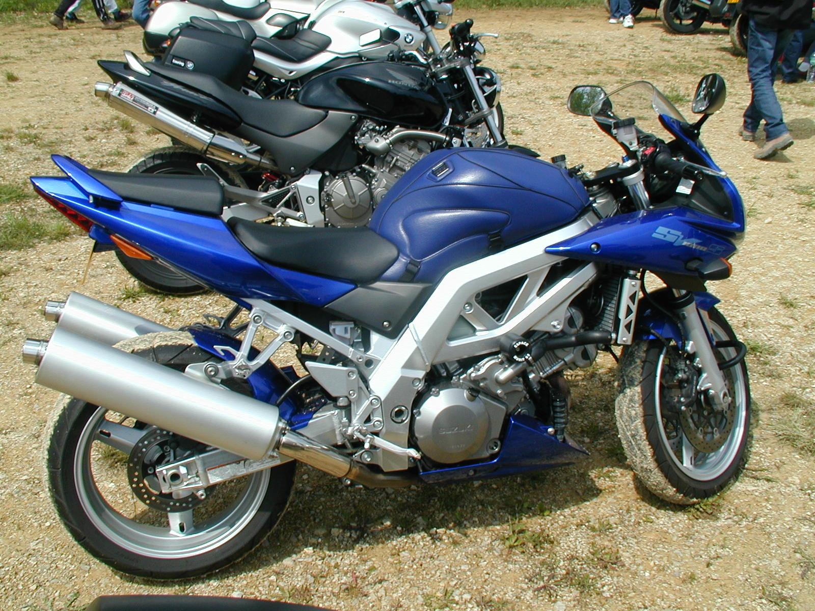 Suzuki Svs