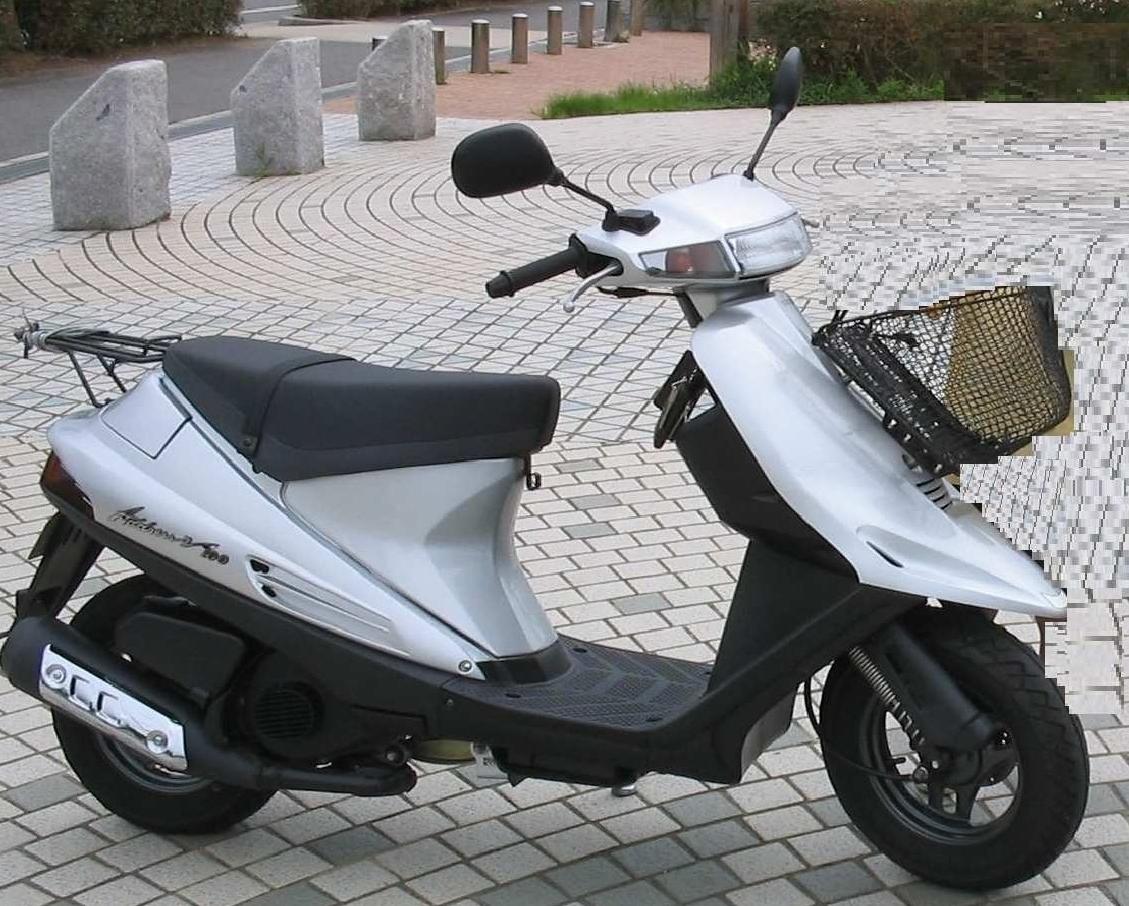 Suzuki address v100 20161202
