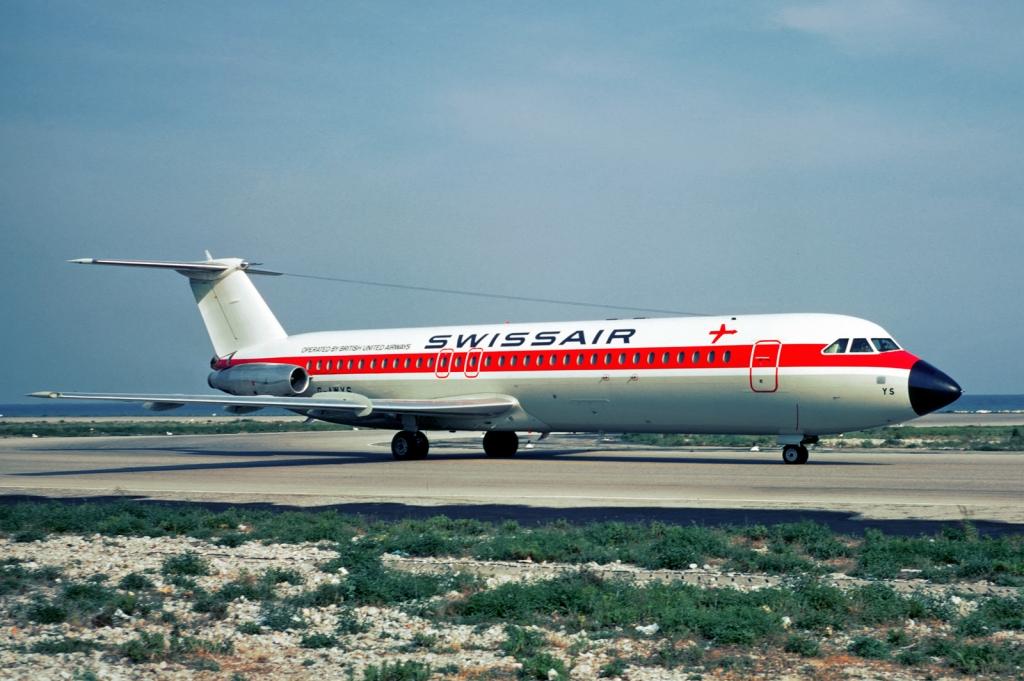 File Swissair Bac 1 11 Jpg Wikimedia Commons