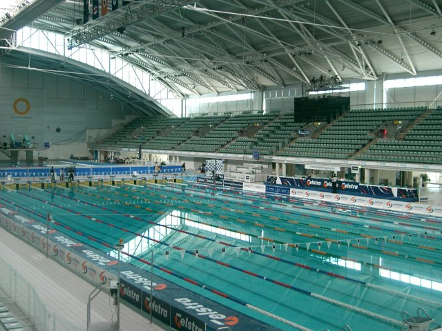 File sydney olympic park aquatic centre wikimedia for Piscine olympique