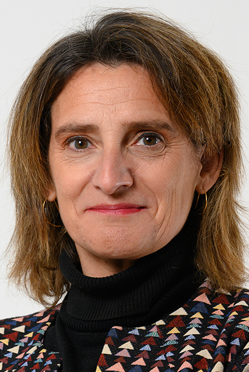 Teresa Ribera - Wikipedia, la enciclopedia libre