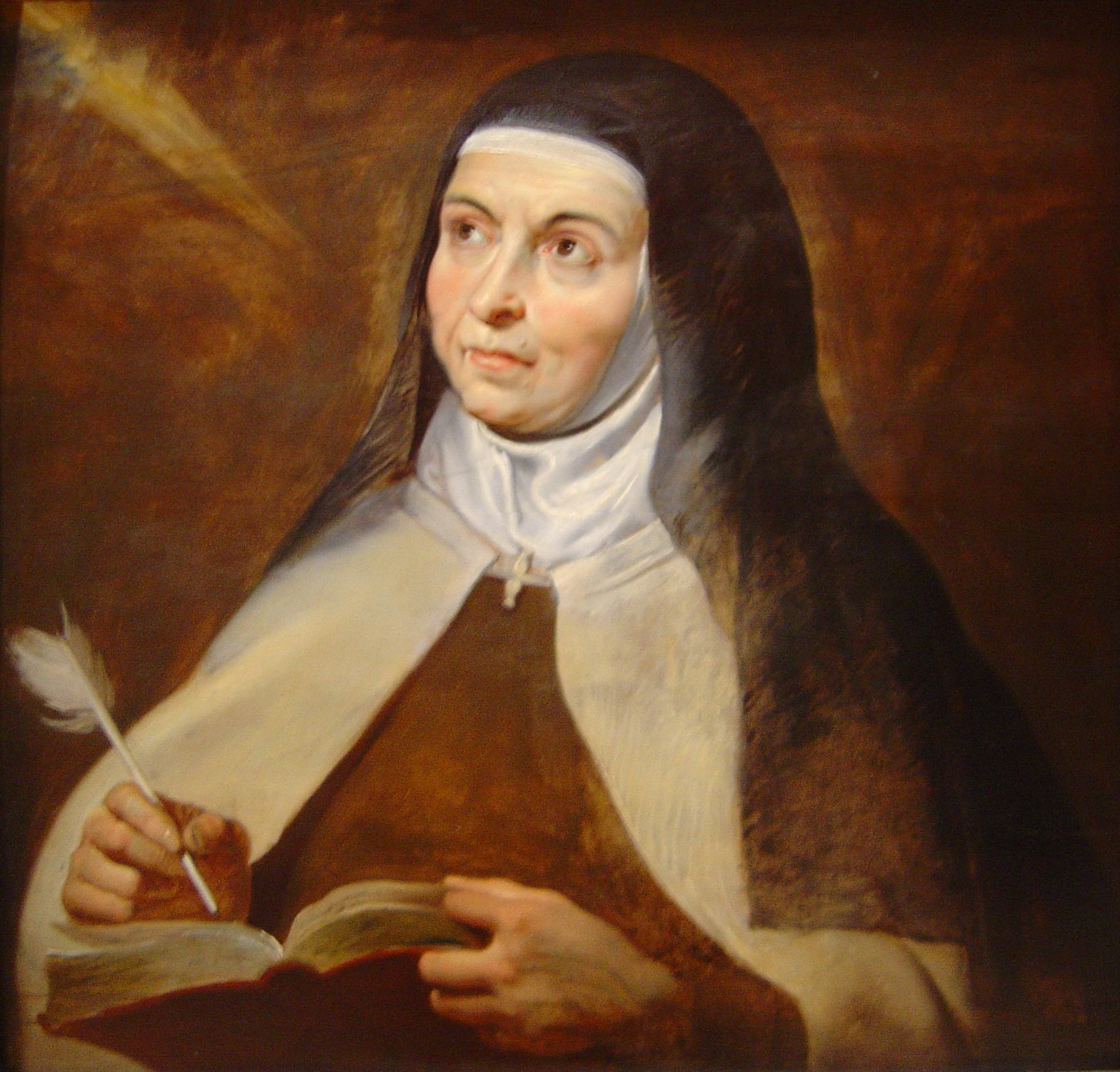 Image result for october 15th feast day st teresa