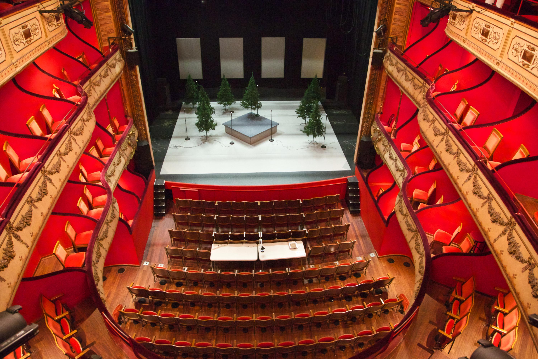 Théâtre du Jeu de Paume — Wikipédia
