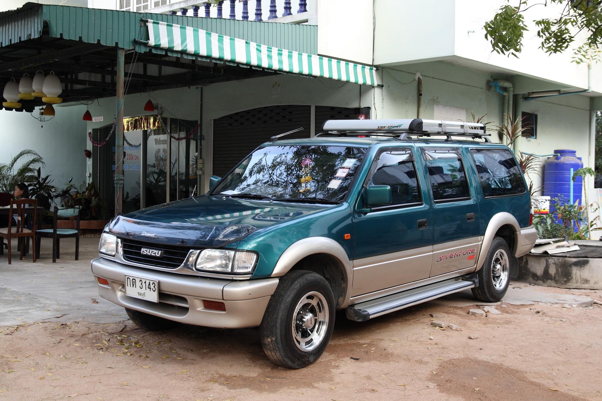 Pattaya Car  Rent