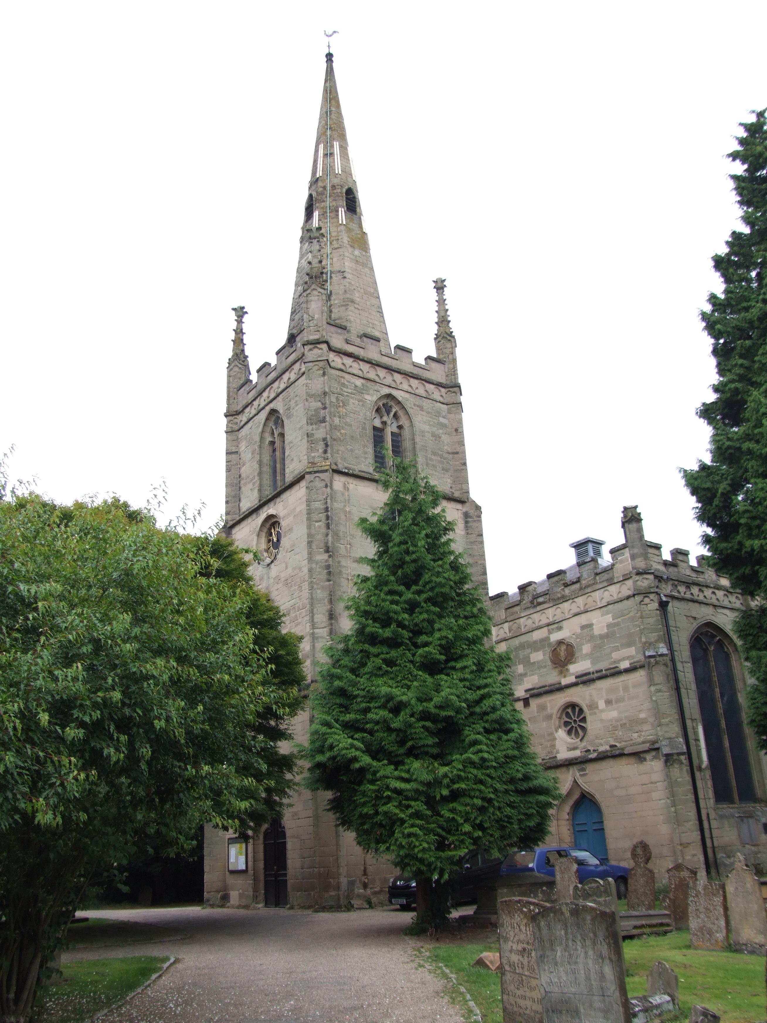 File:The Church of St Nicholas, Warwick (3755324391).jpg ...
