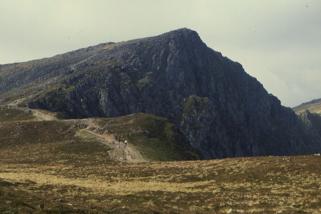 The Minffordd Path east of Craig Cau - geograph.org.uk - 1075906