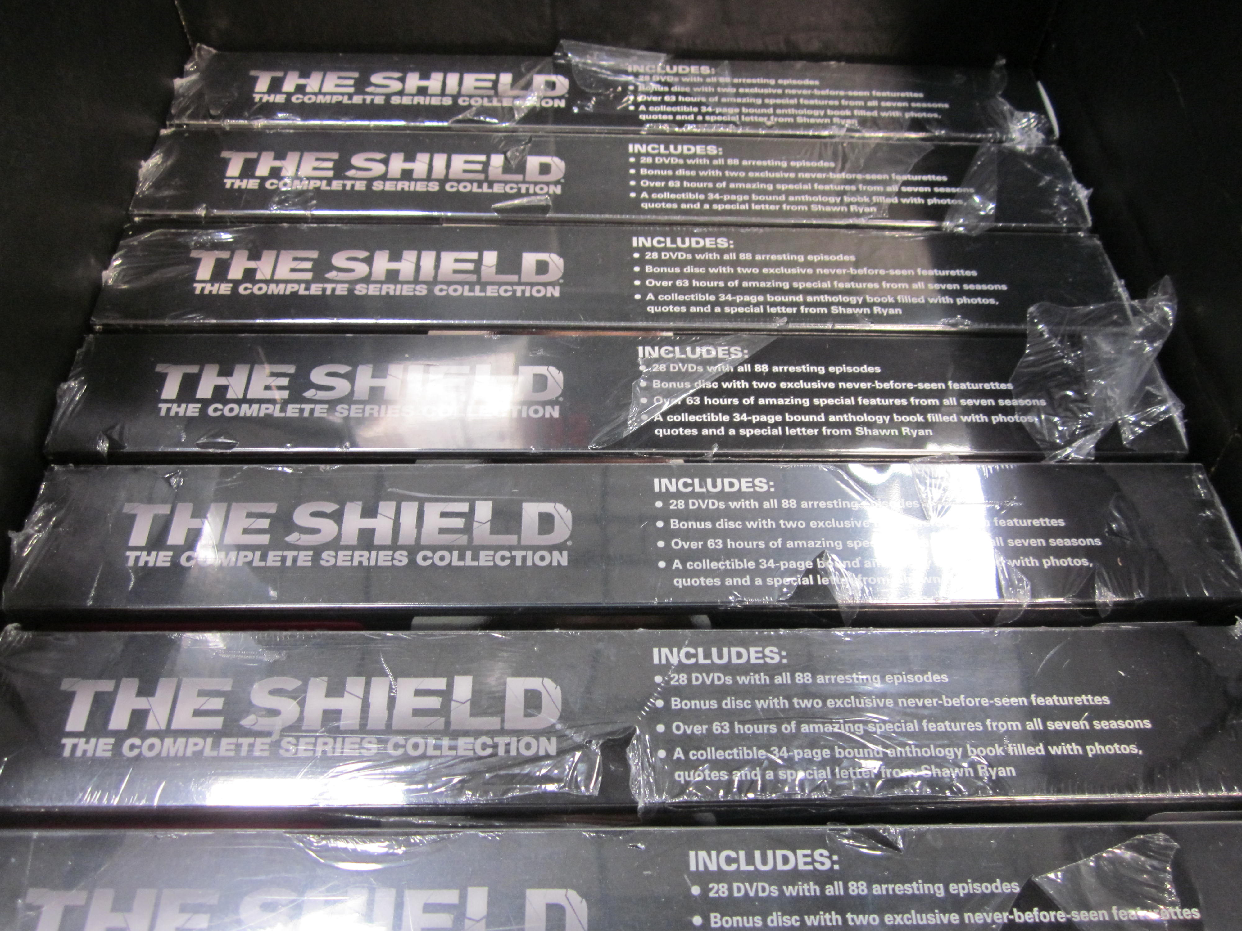 ... Shield Complete Series Collection DVD box set at Costco, SSF ECR.JPG