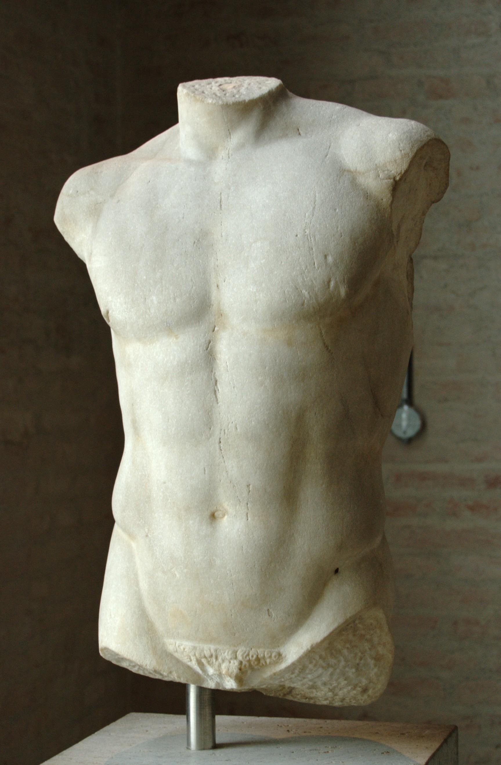 Archaic Torso of Apollo Torso_Apollo_Glyptothek_Munich_265