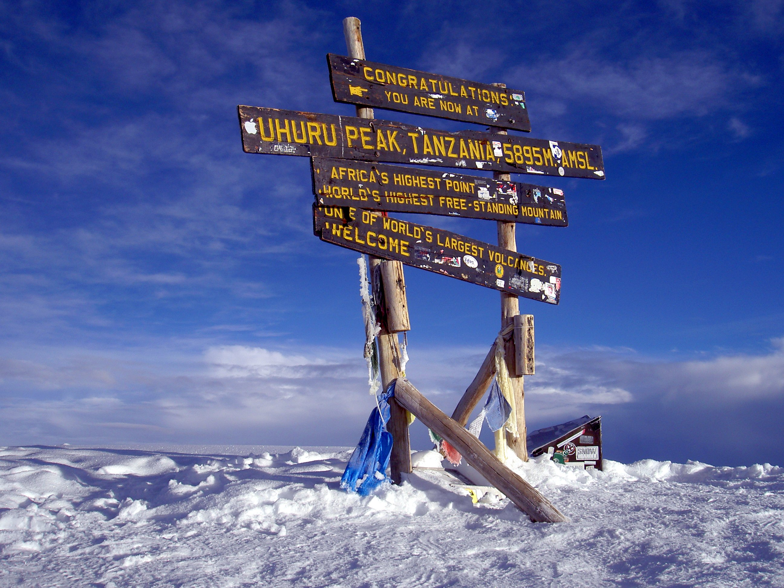 my dream of climbing mount kilimanjaro in tanzania How to climb mount kilimanjaro in tanzania in four days it was one of the most painful and rewarding experiences reaching the top of africa was incredible.