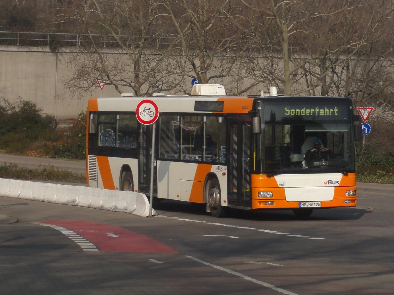 bus for vbus