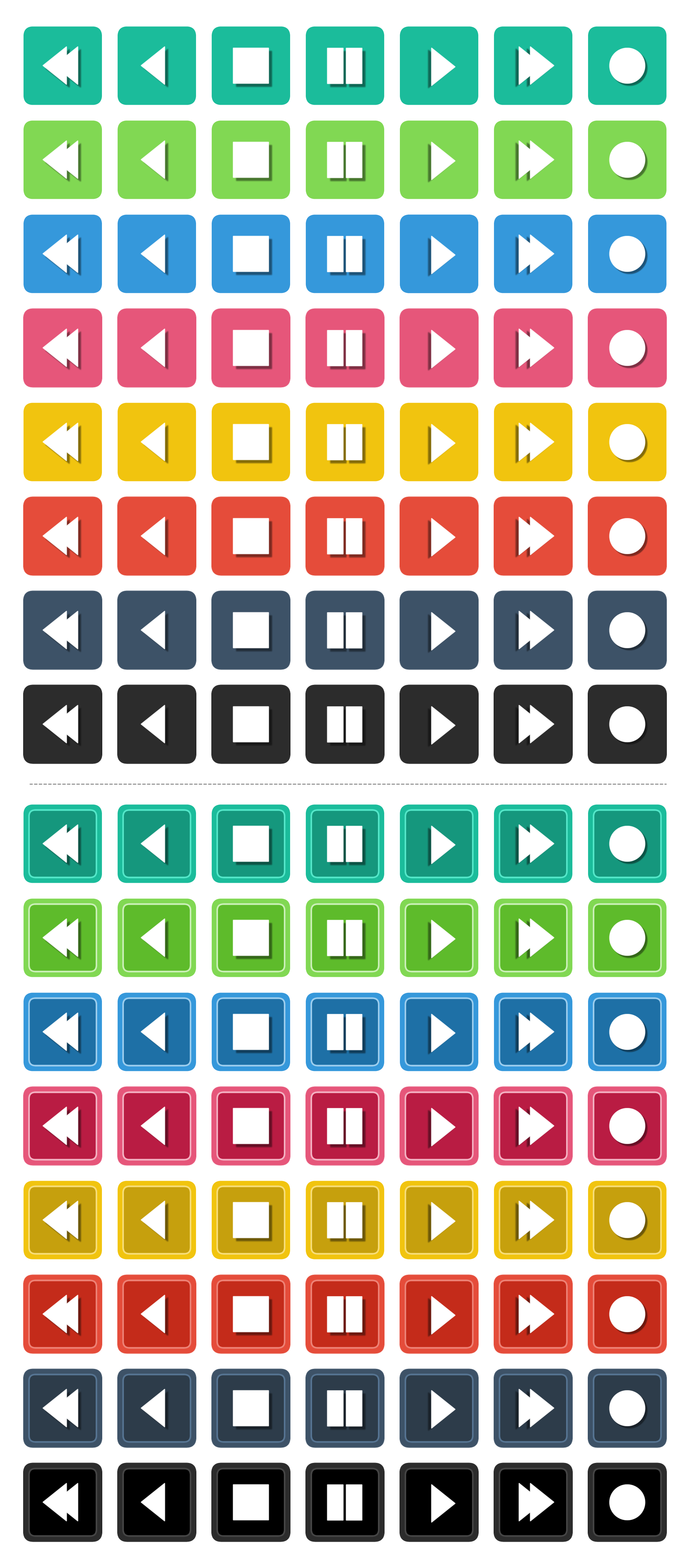 filevcr buttons icon set v161113png wikimedia commons