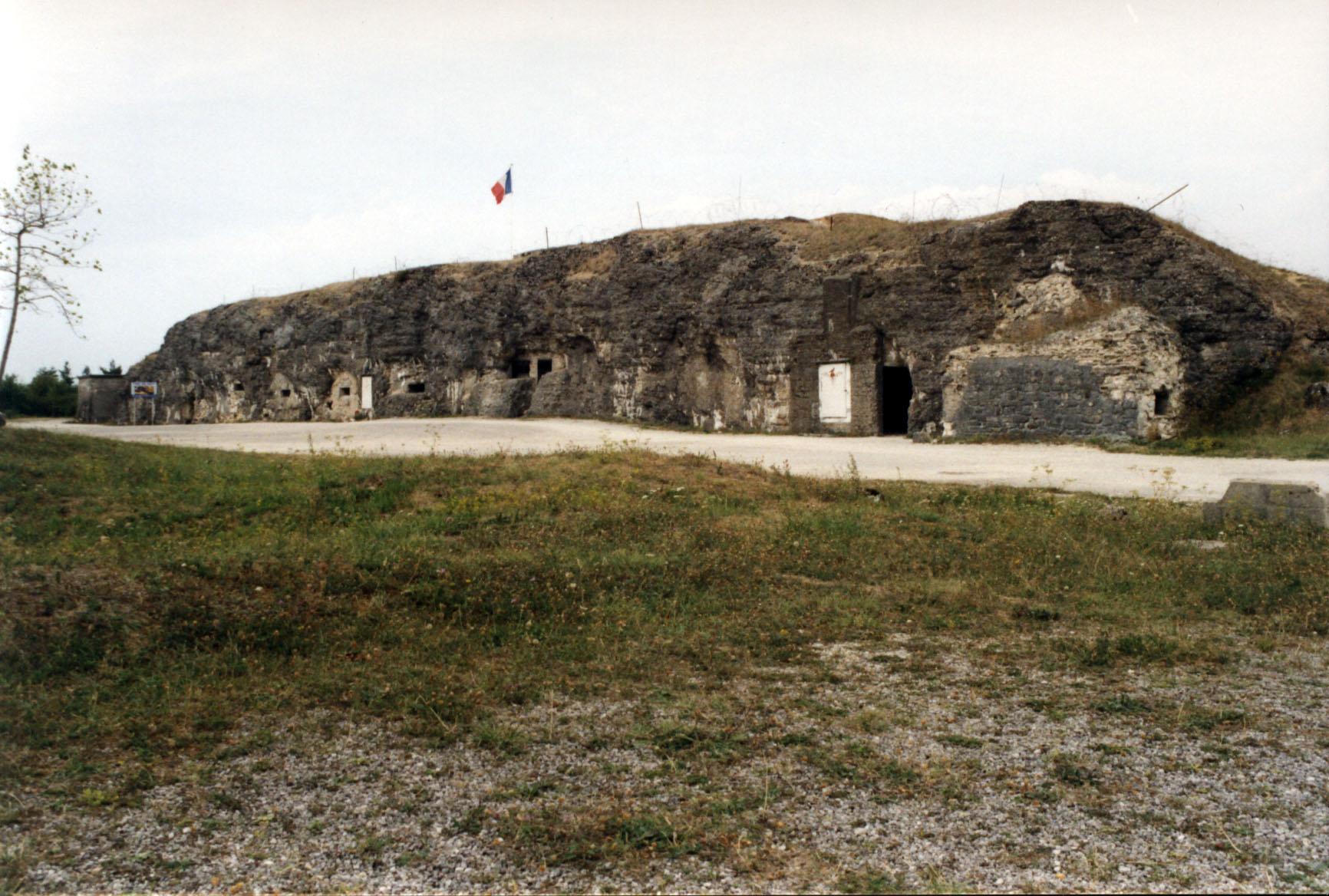 Fort Vaux, Verdun, France