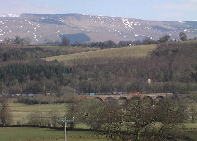 Viaduct at Eden Lacy - geograph.org.uk - 608160