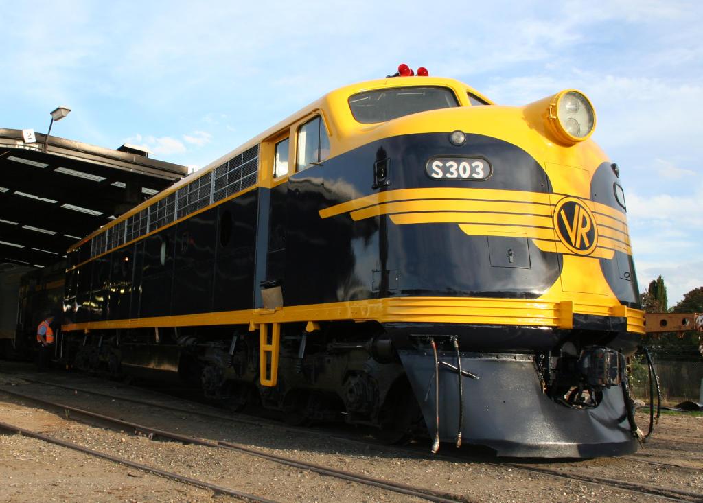 Victorian railways model trains for sale 2014