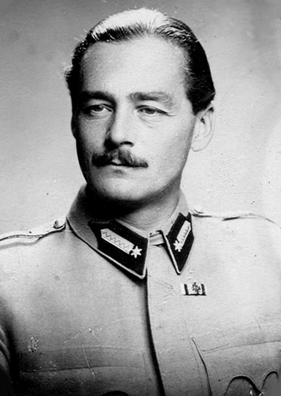 Wass Albert 1943 körül