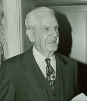 Rep. William Natcher, who repeatedly held up Metro funding to win construction of the Three Sisters Bridge. William H Natcher.jpg