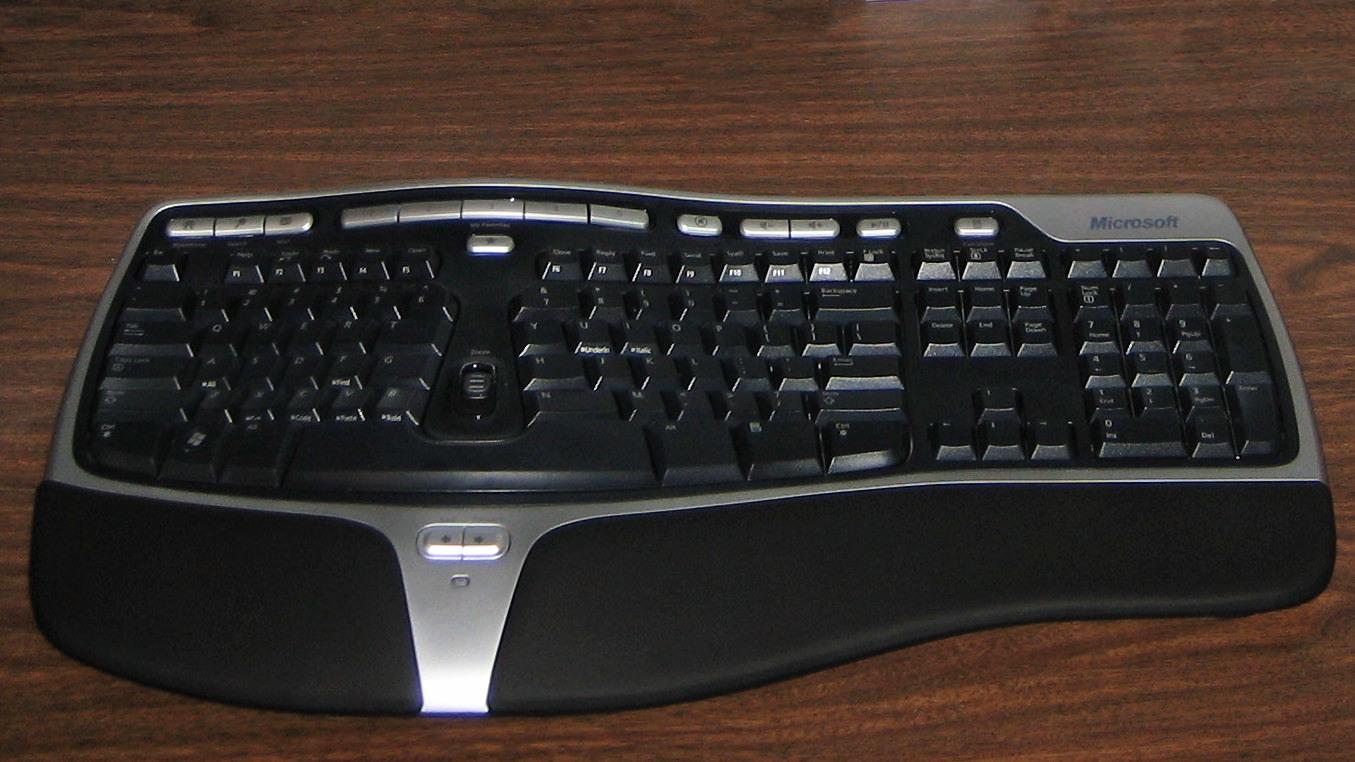 6fae41ceba3 Microsoft ergonomic keyboards - Wikiwand