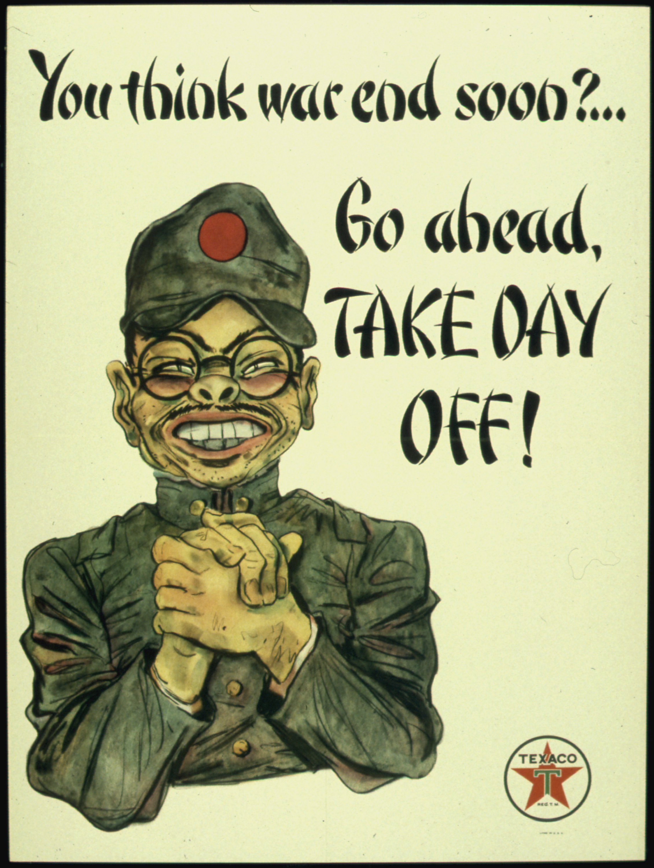 File Quot You Think War End Soon Go Ahead Take Day Off