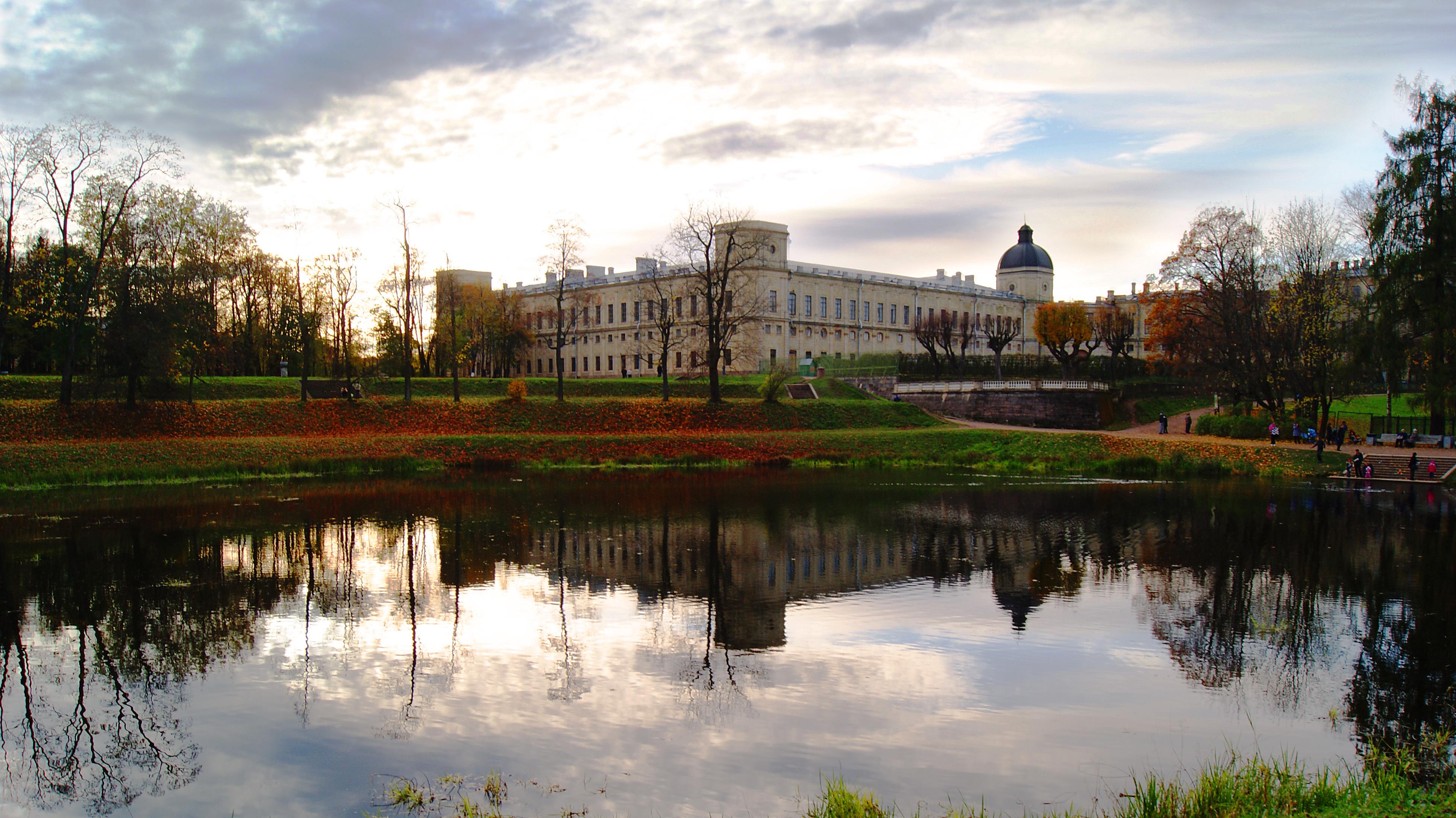 The Great Gatchina Palace