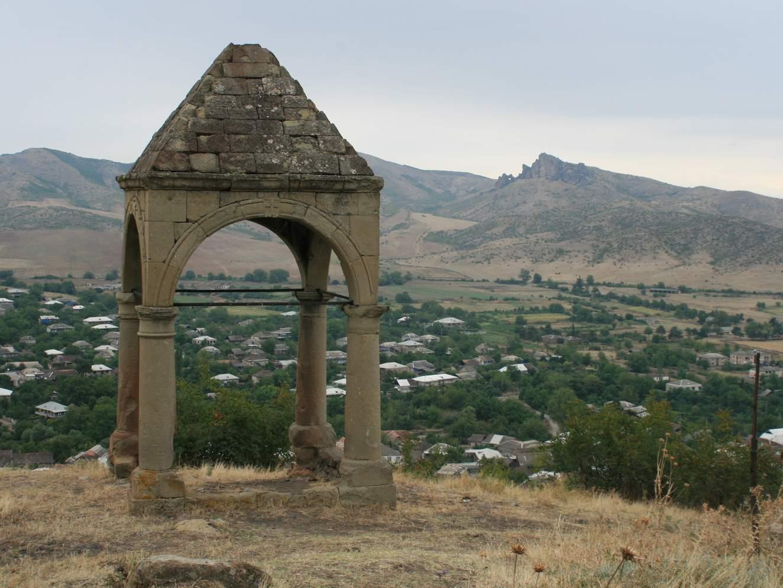 Шаумяни грузия марнеульский район фото