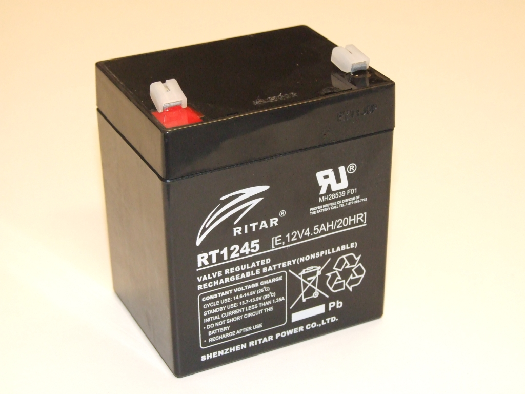 12 Volt Battery : Small volt battery myideasbedroom