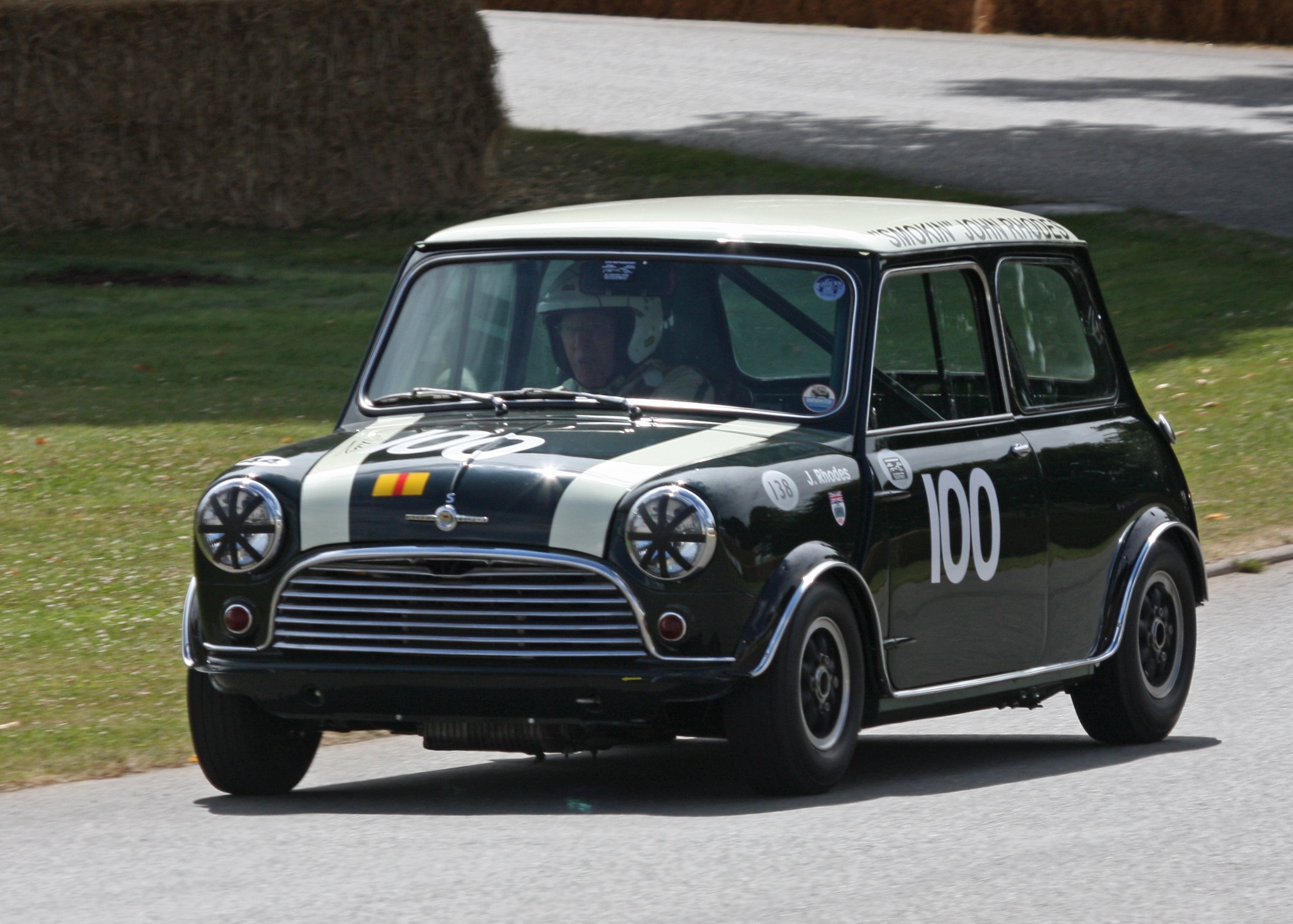 File 1965 Austin Mini Cooper S Flickr Exfordy Jpg