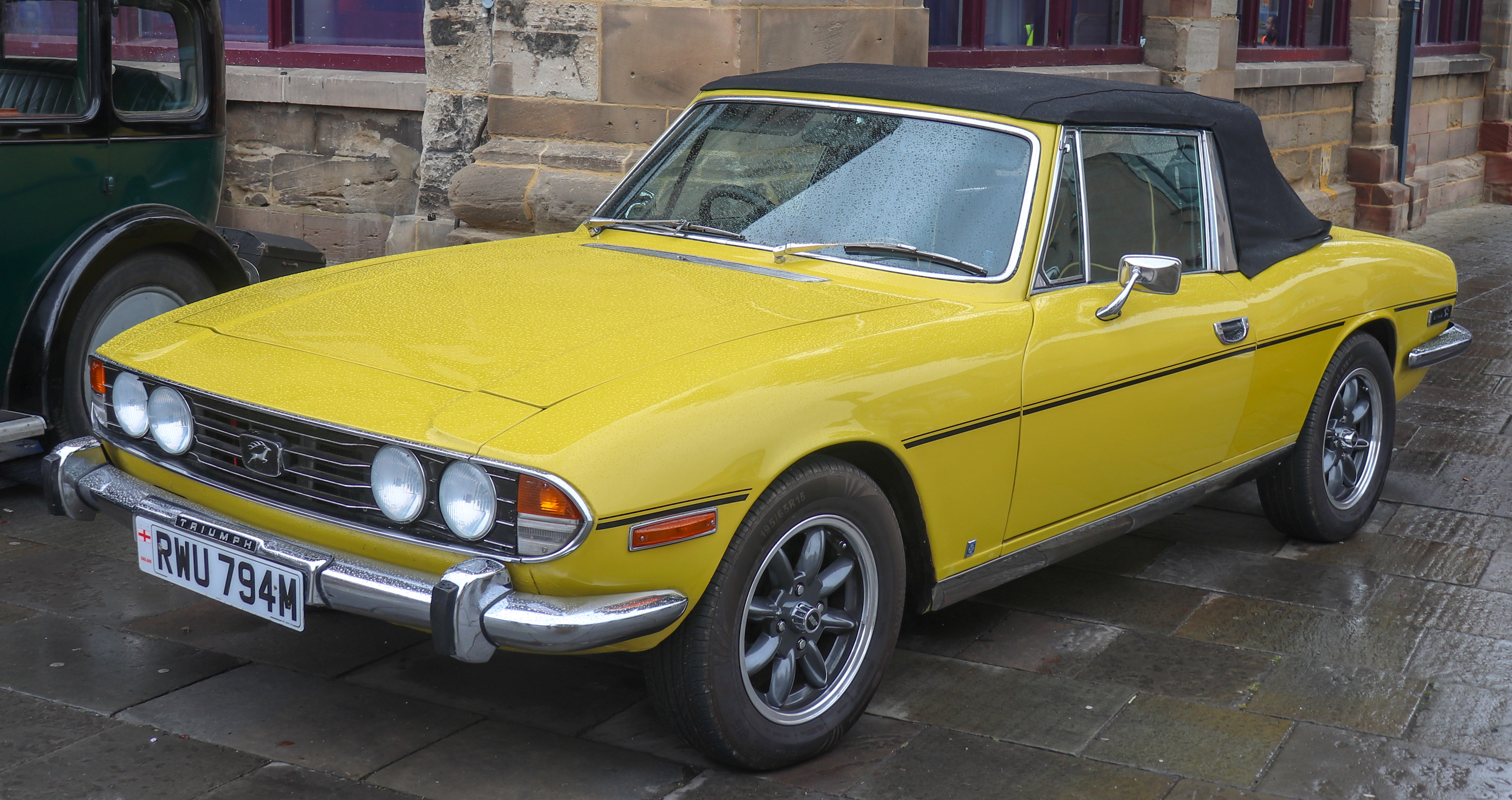 Triumph Stag Wikipedia Spitfire Overdrive Gearbox Wiring Diagram Free Download