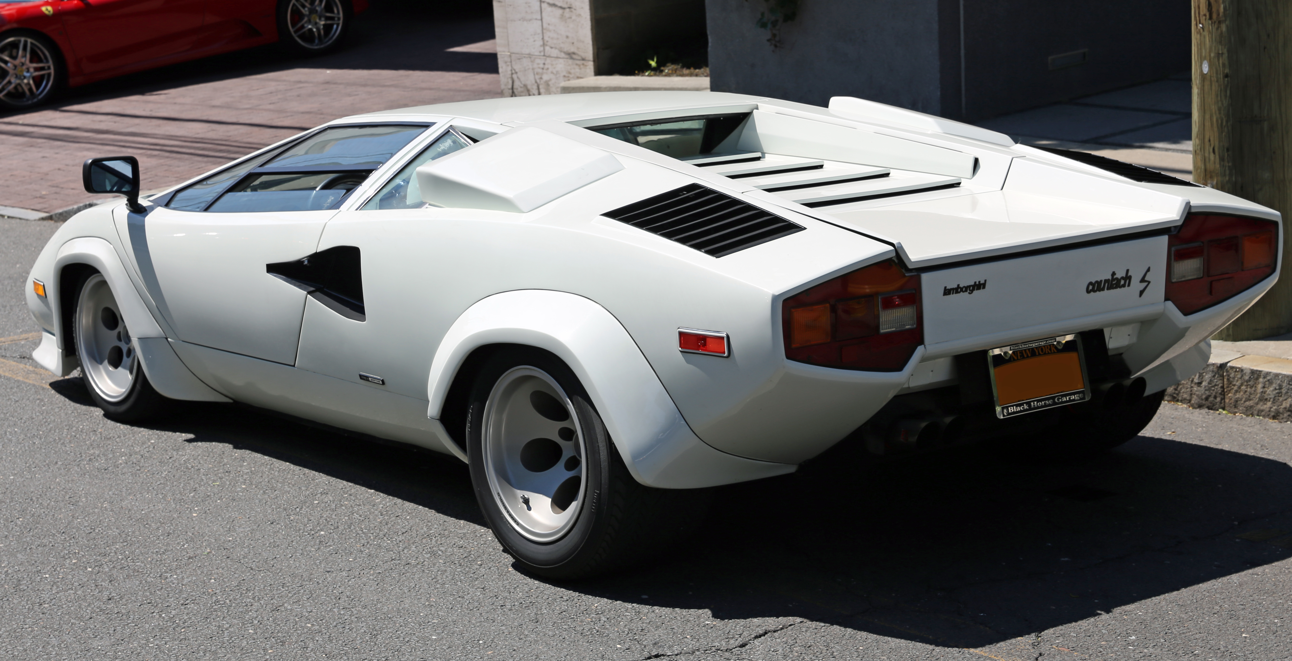 File 1981 Lamborghini Countach Lp400s Series 2 Rear Jpg