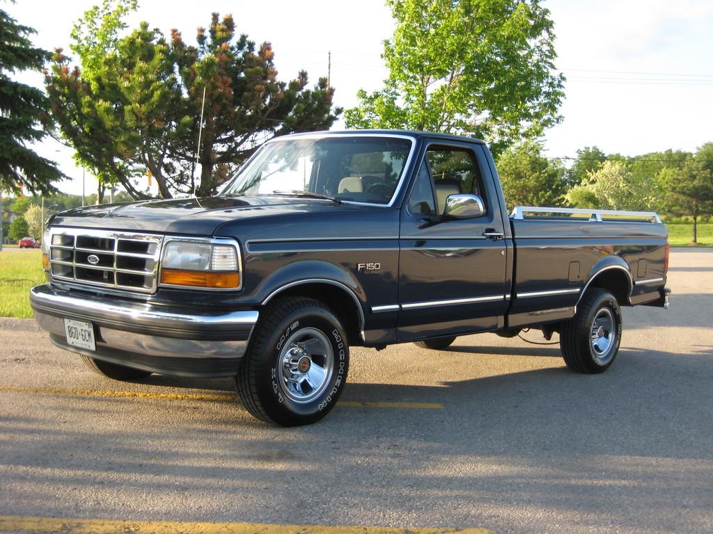 Ford F Series Ninth Generation Wikipedia