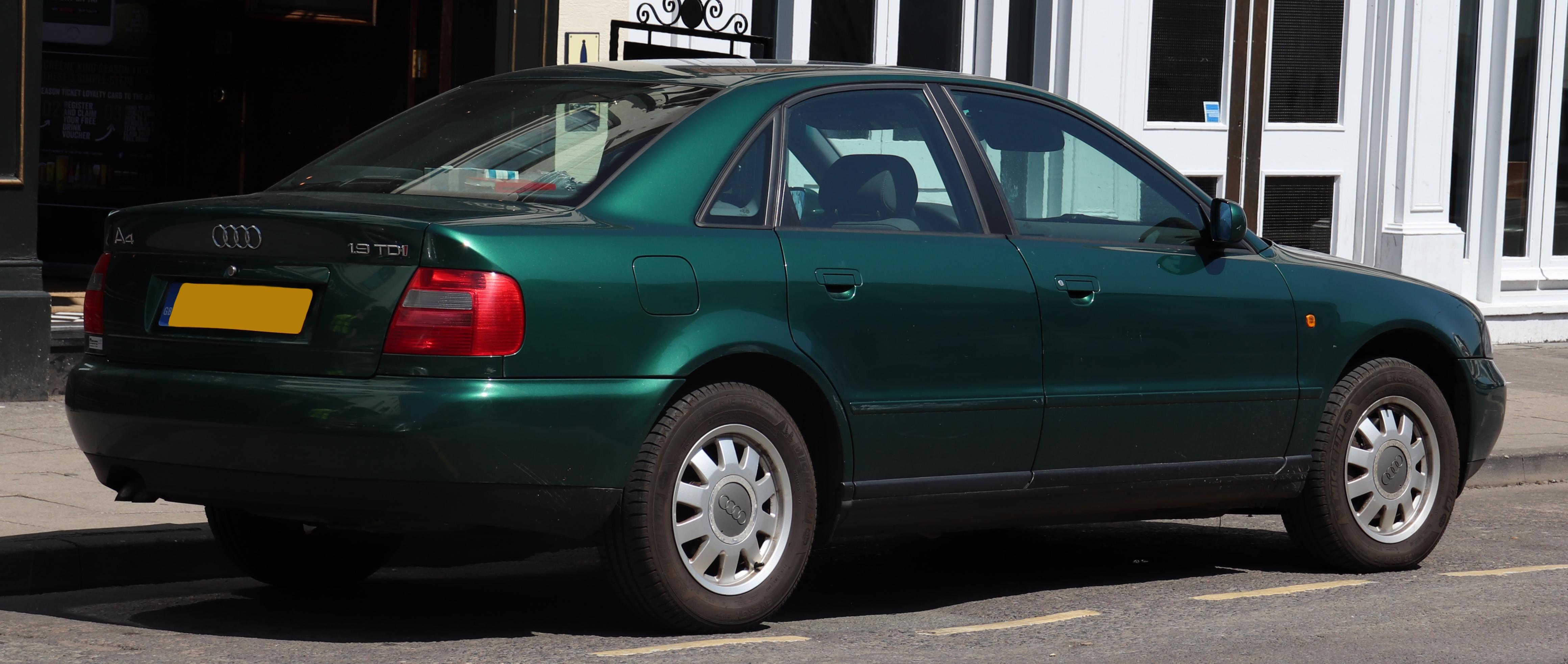 Kekurangan Audi A4 1998 Tangguh