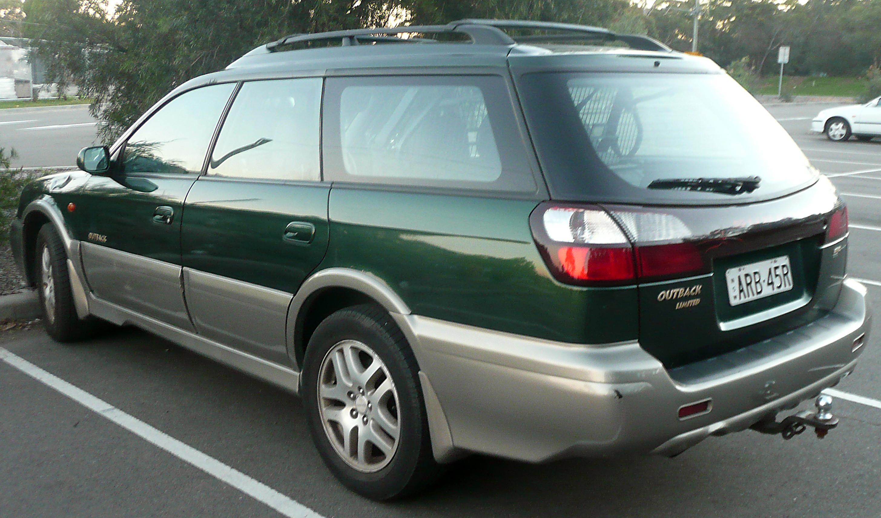 1999 Subaru Legacy Outback Limited >> Subaru Outback Wikipedia | Autos Post