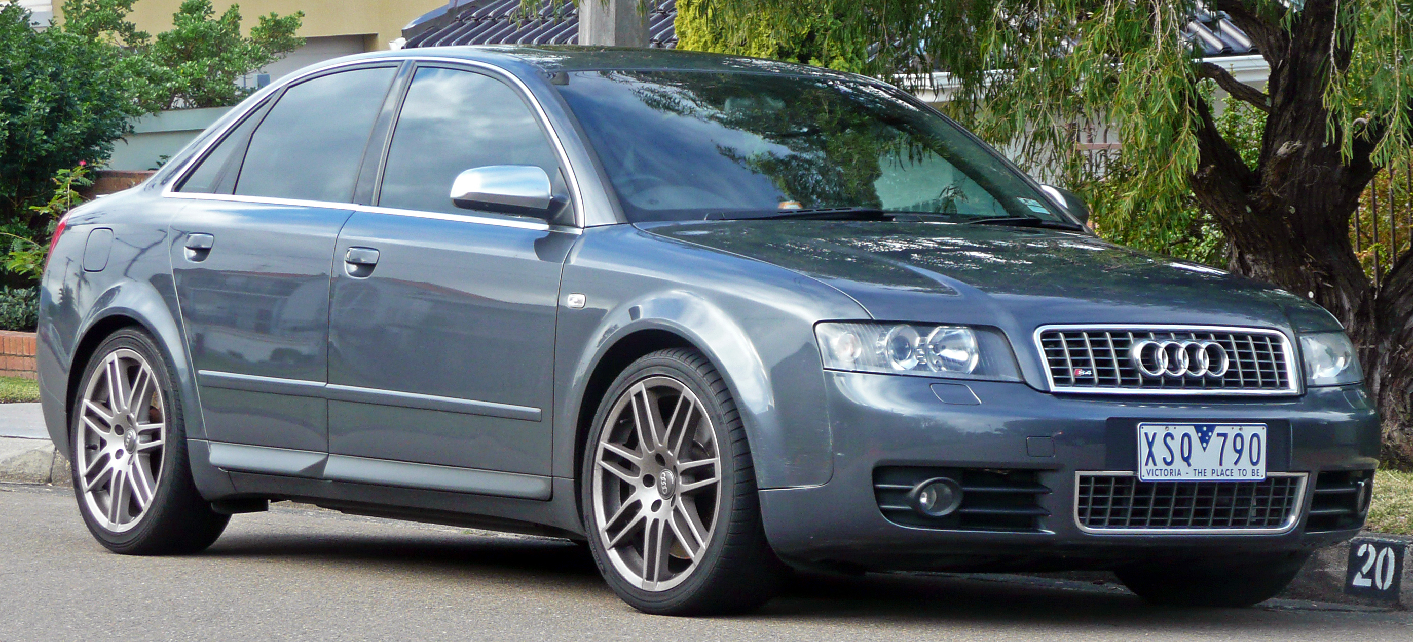 File 2003 2005 Audi S4 B6 Sedan 03 Jpg Wikimedia Commons