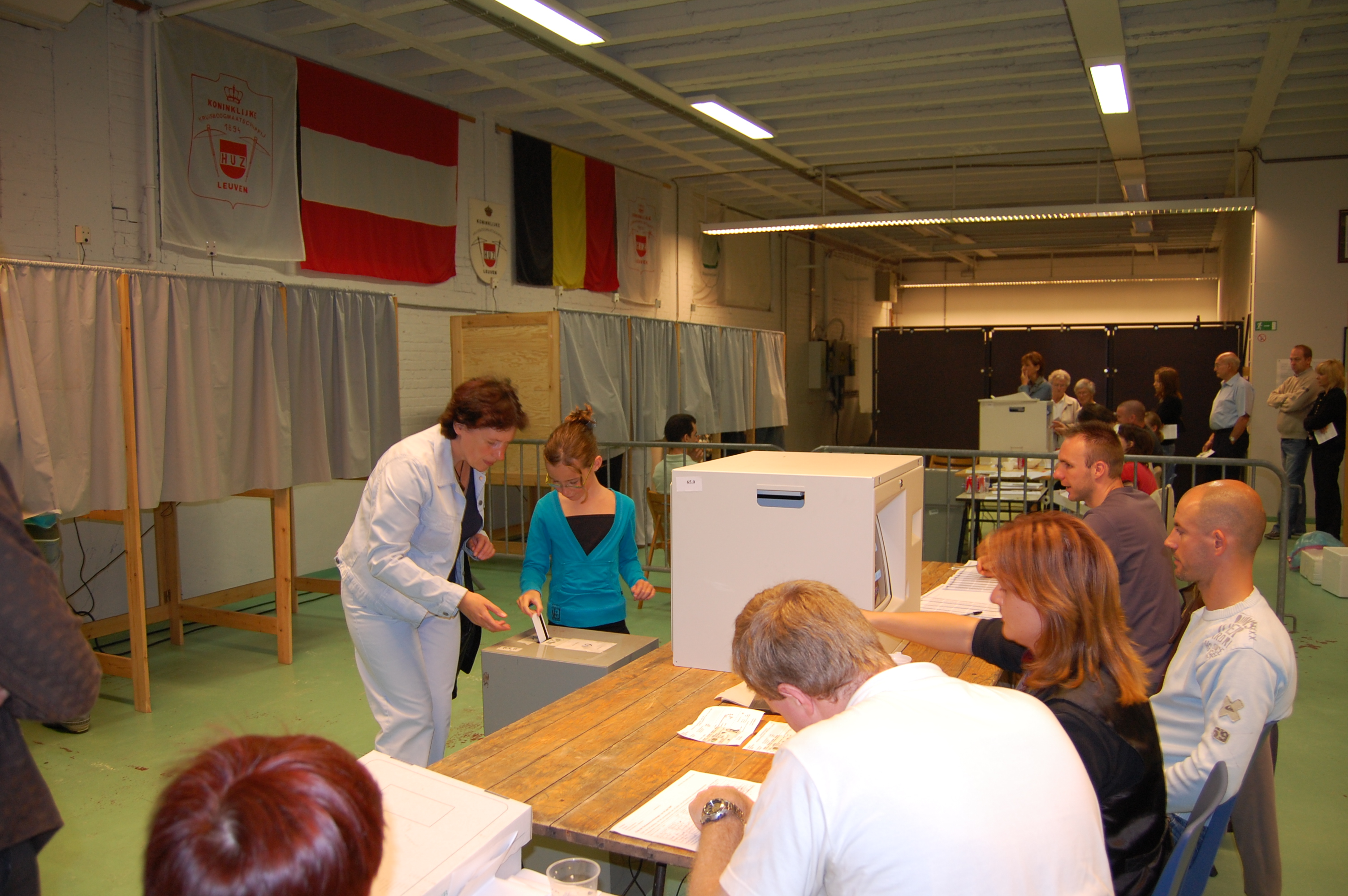 Belgische federale verkiezingen 2007