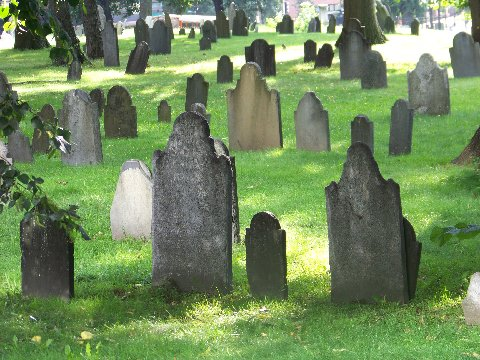 Central Burying Ground, Boston - Wikipedia