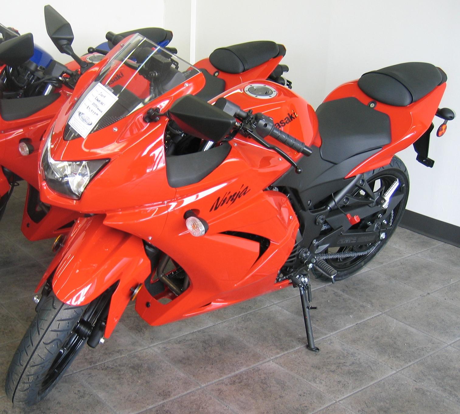Harga Kawasaki Ninja  Tak
