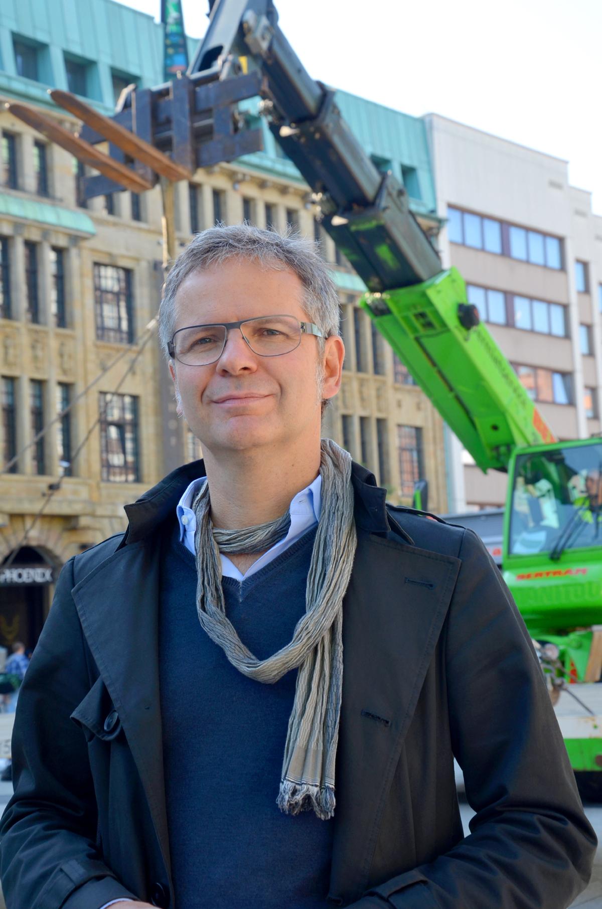 Architekt Hannover file 2014 05 30 architekt volker stengele aus frankfurt beim