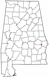 Loko di Hurtsboro, Alabama