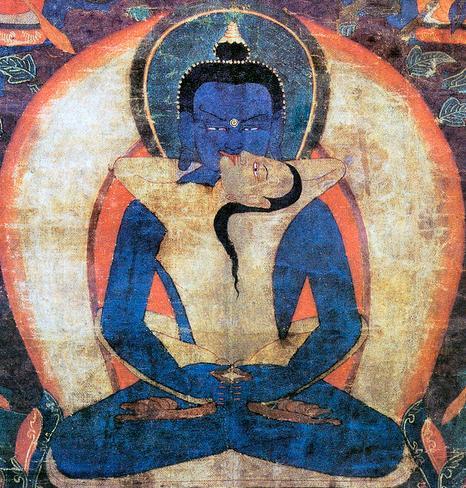 Bestand:Adi-Buddha Samantabhadra.jpg