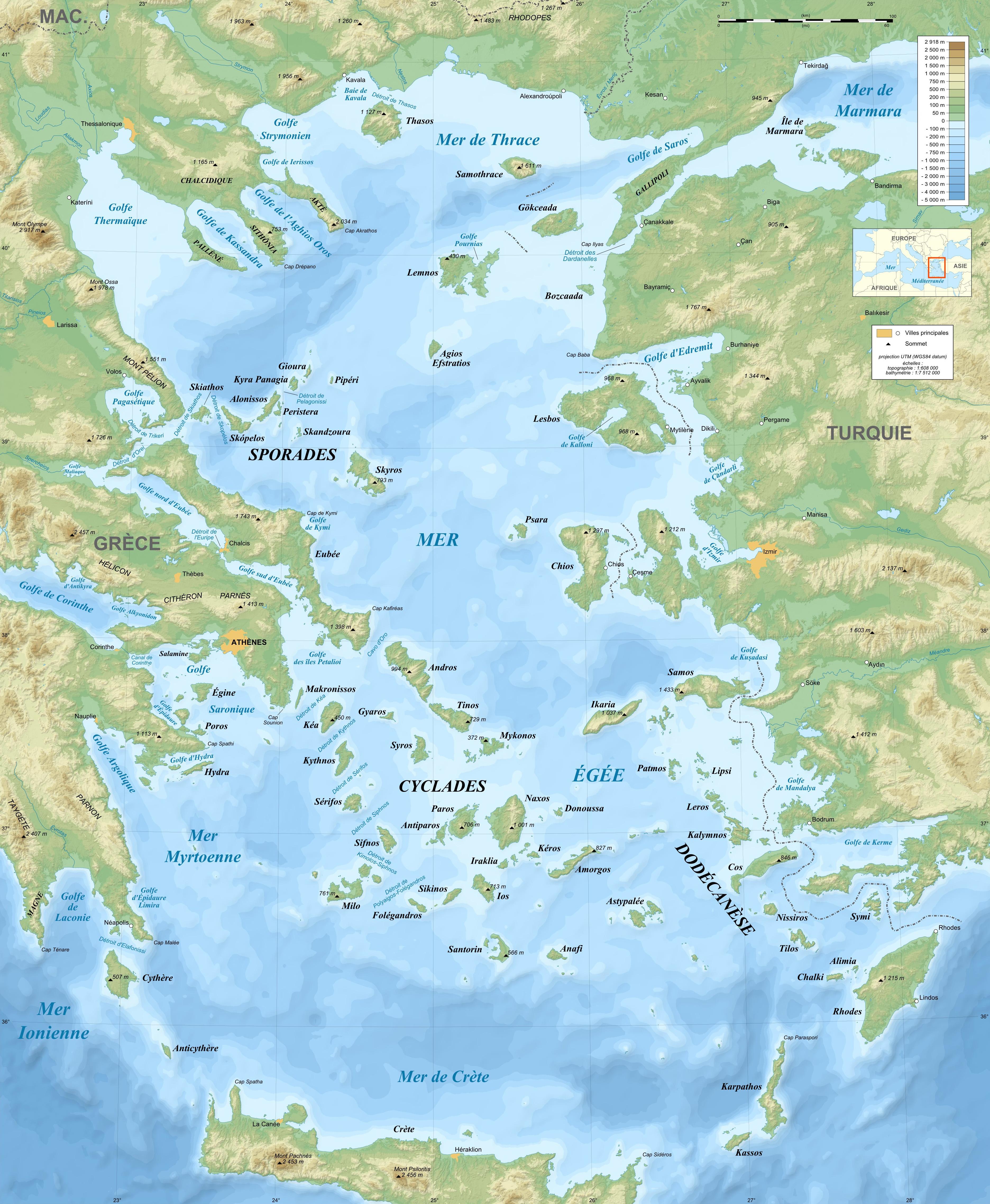 File Aegean Sea Map Bathymetry Fr Jpg Wikimedia Commons