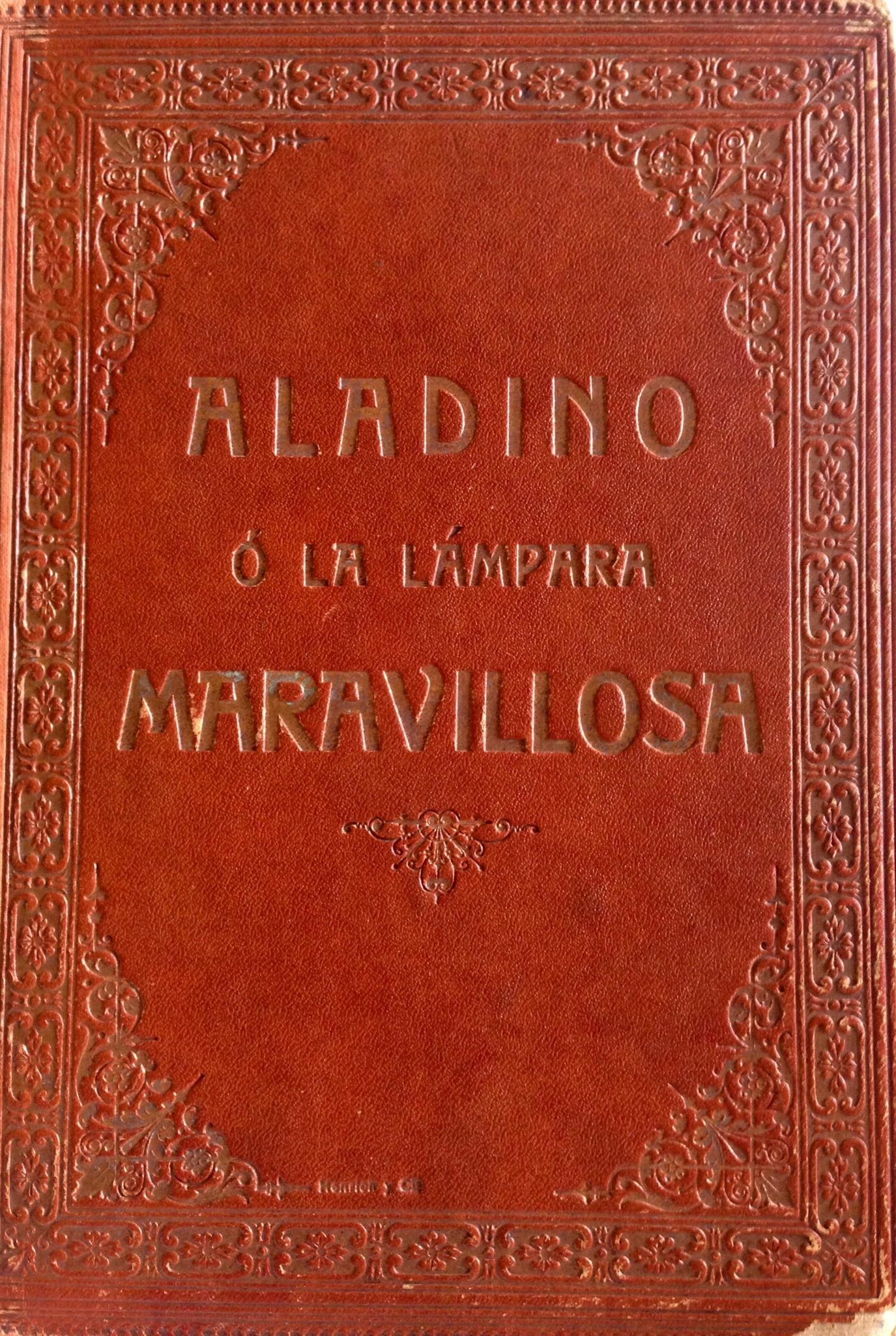 o Maravillosa al Primera Aladino Lámpara Archivo traducción dhBQrCxtso