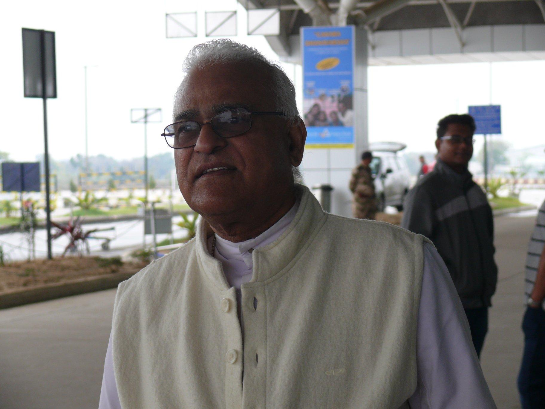 Albert D'Souza