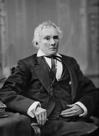 Alexander Stephens in later years. By Brady-Handy Photograph Collection (Library of Congress). Public domain, via Wikimedia Commons.