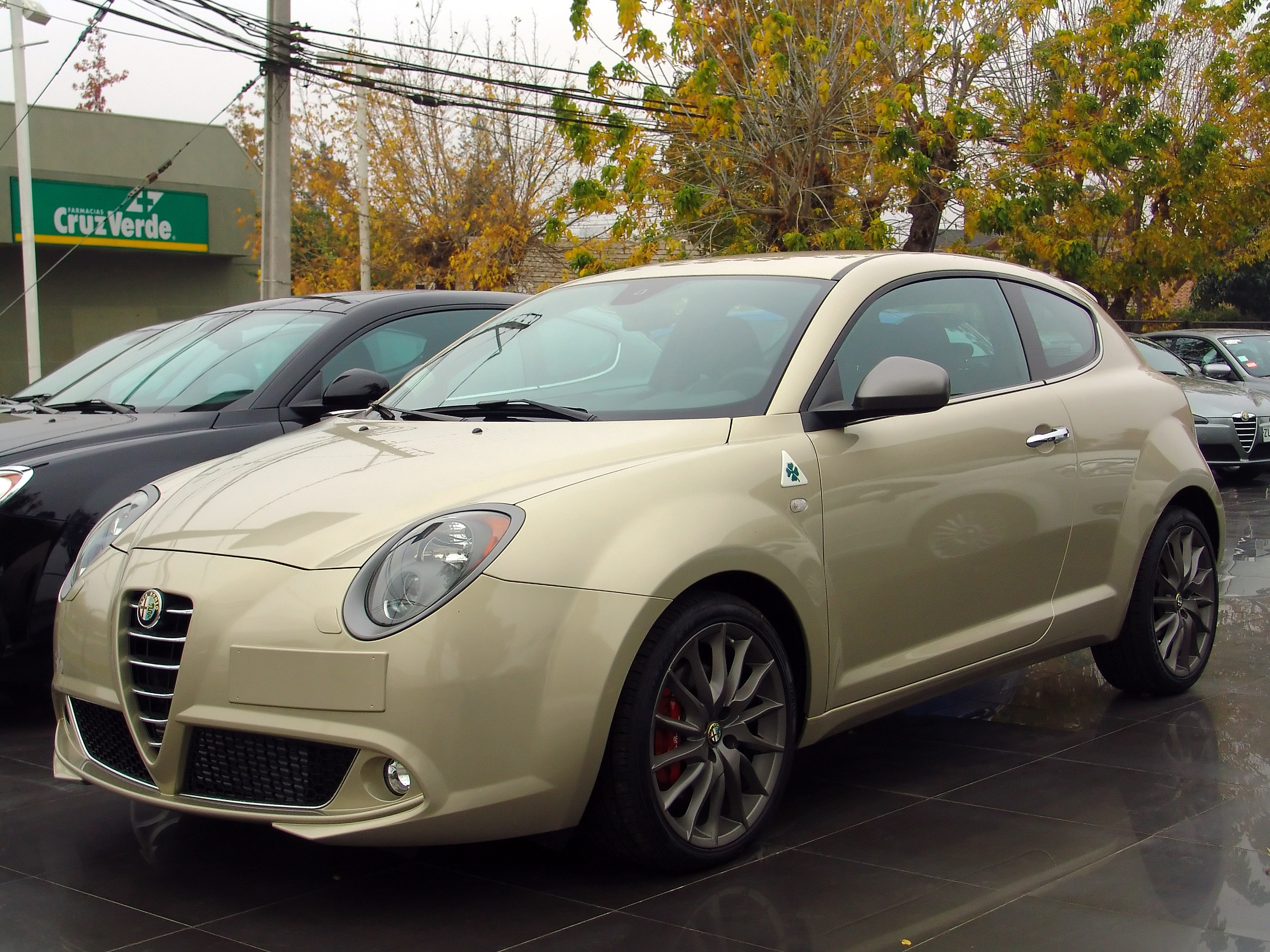 File Alfa Romeo Mito Quadrifoglio Verde 2011 11919685345 Jpg Wikimedia Commons
