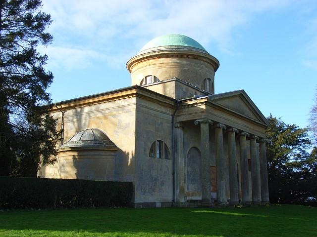 Old All Saints Church, Nuneham Courtenay