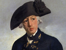 In October 1786, Captain Arthur Phillip RN was named 'Governor-designate' of New South Wales and became the first governor on arrival in Sydney Cove in January 1788. ArthurPhilip.jpg