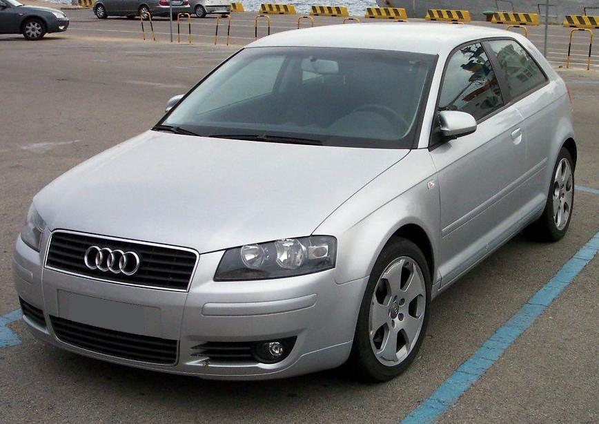 File Audi A3 Silver Vl Jpg Wikimedia Commons