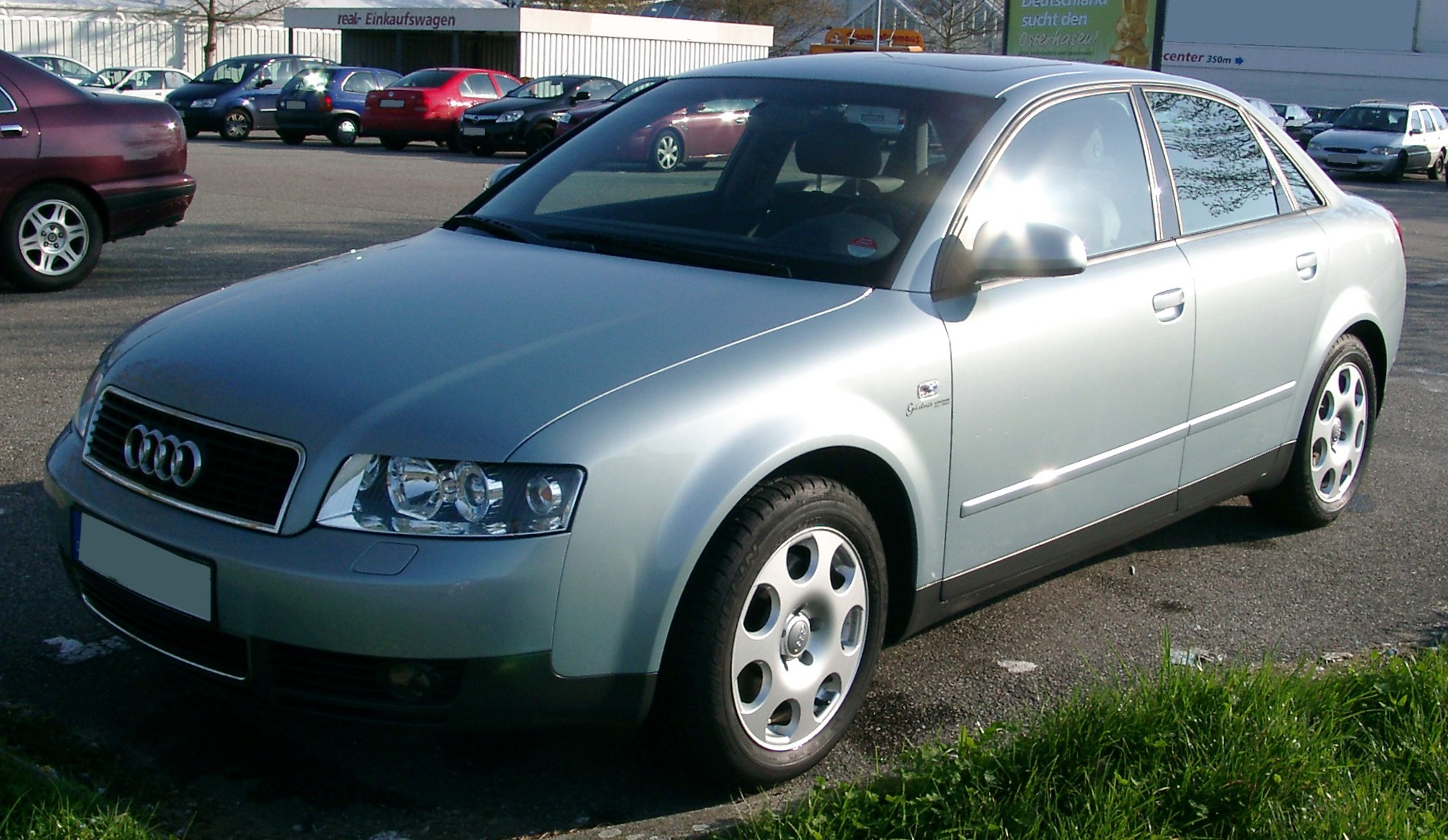 how to jump start audi a4
